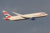G-ZBJG | Boeing 787-8 | British Airways