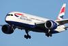G-ZBJE | Boeing 787-8 | British Airways