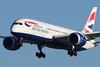 G-ZBJD | Boeing 787-8 | British Airways