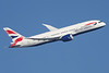 G-ZBJK | Boeing 787-8 | British Airways