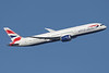 G-ZBKP | Boeing 787-9 | British Airways