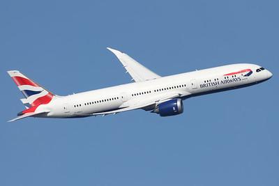 G-ZBKJ | Boeing 787-9 | British Airways