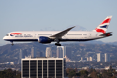G-ZBKL | Boeing 787-9 | British Airways
