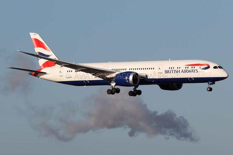 G-ZBKH | Boeing 787-9 | British Airways