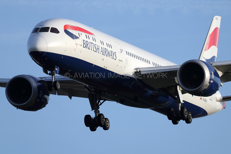 G-ZBKA | Boeing 787-9 | British Airways