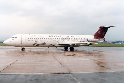 G-OBWB | BAC 1-11-518FG One-Eleven | British World Airlines
