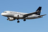 OO-SSC | Airbus A319-112 | Brussels Airlines