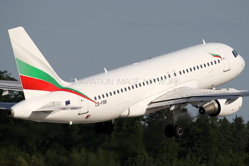 LZ-FBB   Airbus A319-112   Bulgaria Air