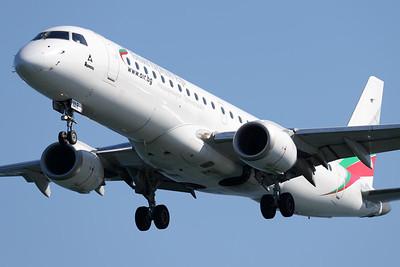 LZ-VAR   Embraer ERJ 190STD   Bulgaria Air