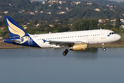 LZ-AOC | Airbus A319-132 | Bulgarian Eagle