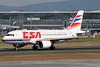 OK-MEk | Airbus A319-112 | CSA - Czech Airlines