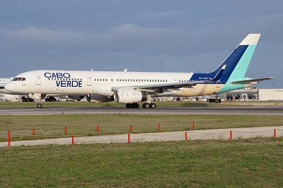 D4-CCF | Boeing 757-236 | Cabo Verde Airlines