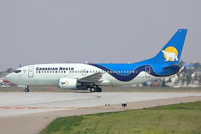 C-FKCN | Boeing 737-36N | Canadian North