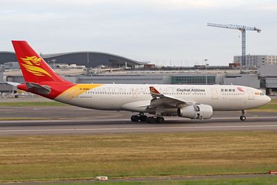 B-8981 | Airbus A330-243 | Capital Airlines