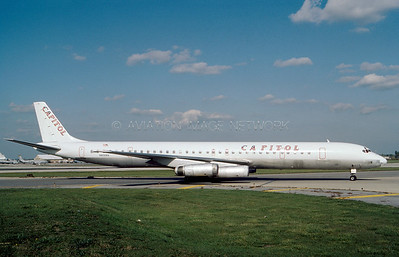 N805WA | Douglas DC-8-63CF | Capitol Air