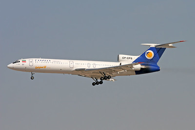 EP-CPS | Tupolev Tu-154M | Caspian Airlines