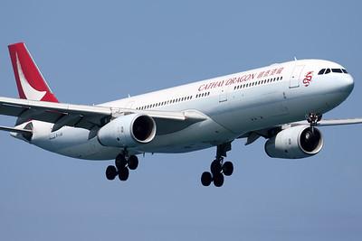 B-LAB   Airbus A330-342   Cathay Dragon
