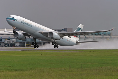 B-HLH   Airbus A330-342   Cathay Pacific