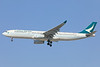 B-LAO | Airbus A330-343 | Cathay Pacific