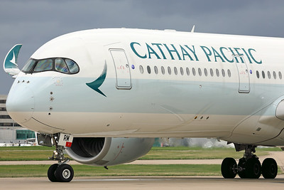 B-LRM | Airbus A350-941 | Cathay Pacific