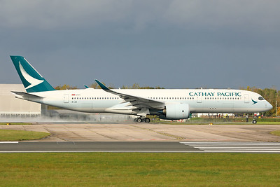 B-LQA | Airbus A350-941 | Cathay Pacific