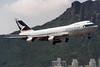 B-HKG   Boeing 747-267B   Cathay Pacific