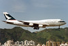 B-HON | Boeing 747-367 | Cathay Pacific