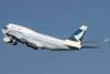 B-HOS | Boeing 747-467 | Cathay Pacific