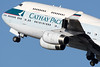 B-HOP | Boeing 747-467 | Cathay Pacific