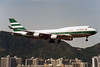 B-HUE | Boeing 747-467 | Cathay Pacific