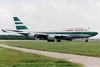 B-HOZ | Boeing 747-467 | Cathay Pacific