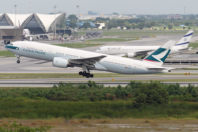B-HNC | Boeing 777-267 | Cathay Pacific