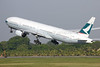 B-HNK | Boeing 777-367 | Cathay Pacific