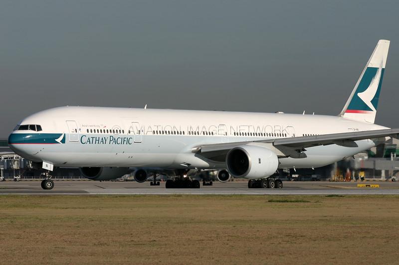 B-HNI | Boeing 777-367 | Cathay Pacific