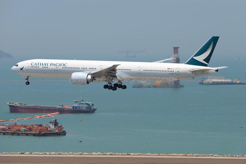 B-KPV   Boeing 777-367/ER   Cathay Pacific
