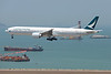 B-KPV | Boeing 777-367/ER | Cathay Pacific