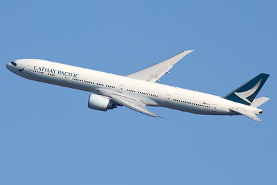 B-KPU | Boeing 777-367/ER | Cathay Pacific