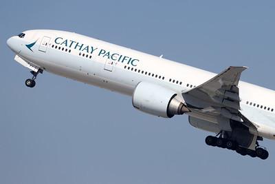 B-KPT   Boeing 777-367/ER   Cathay Pacific