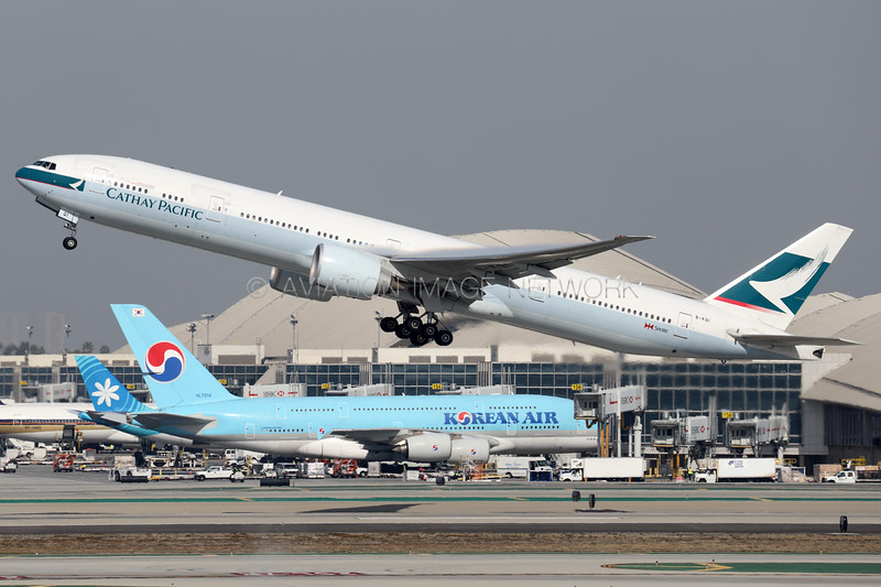 B-KQI | Boeing 777-367/ER | Cathay Pacific