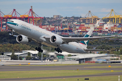 B-KQT | Boeing 777-367/ER | Cathay Pacific