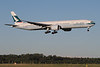 B-KQJ | Boeing 777-367/ER | Cathay Pacific