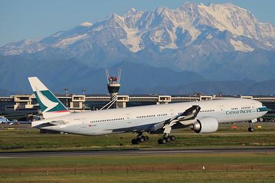 B-KQJ | Boeing 777-367/ER | Cathay Pacific