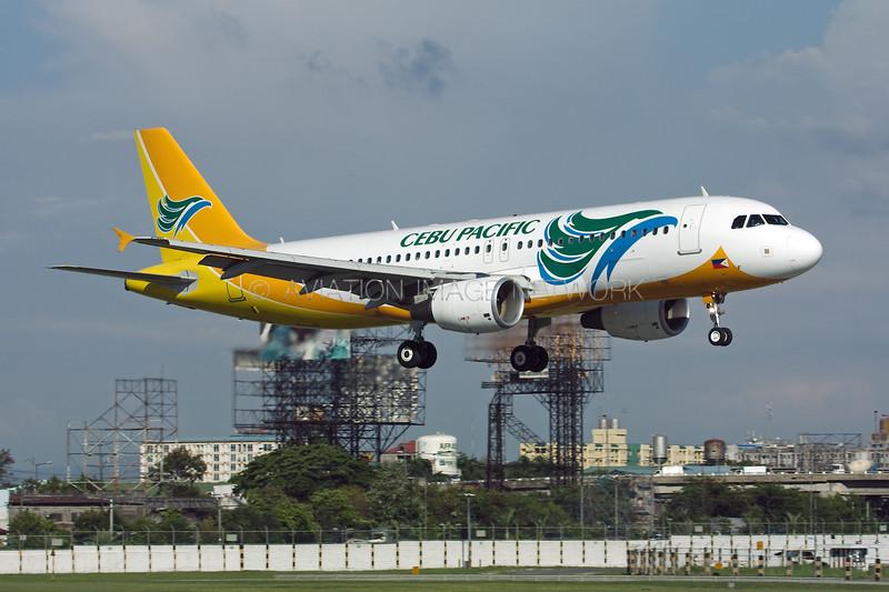 RP-C3240 | Airbus A320-214 | Cebu Pacific