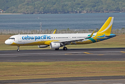 RP-C4112 | Airbus A321-211 | Cebu Pacific