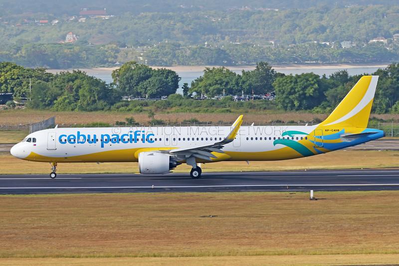 RP-C4118 | Airbus A321-271NX | Cebu Pacific