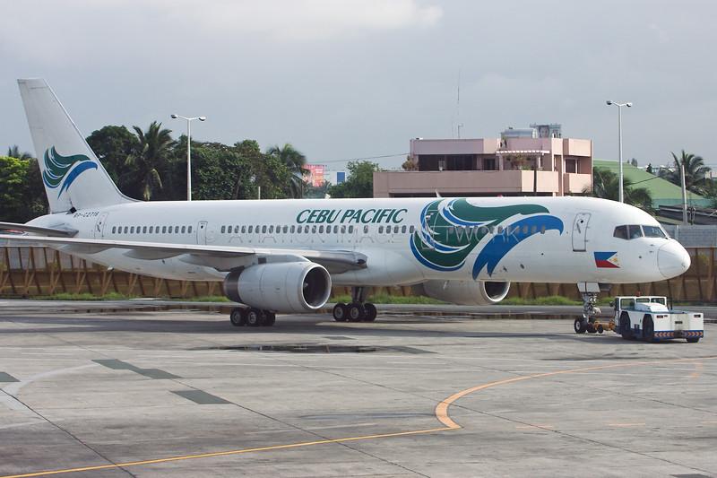 RP-C2716 | Boeing 757-236 | Cebu Pacific