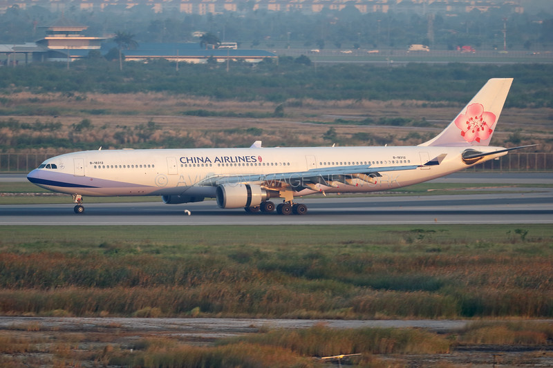 B-18312 | Airbus A330-302 | China Airlines