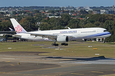 B-18902   Airbus A350-941   China Airlines