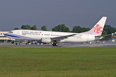 B-18615   Boeing 737-809   China Airlines