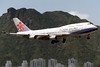 B-18201 | Boeing 747-409 | China Airlines